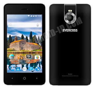 Cara Flash Evercoss R40H Winner T Selfie Bootloop