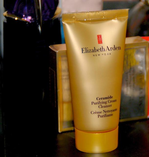 ElizabethArdenCeramidPurifyingCreamCleanserNinasstyleblog