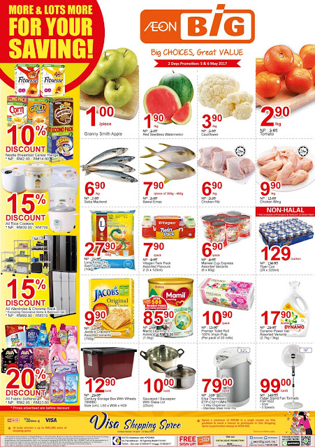 AEON BiG Discount Promo