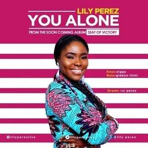 You alone - Lily Perez