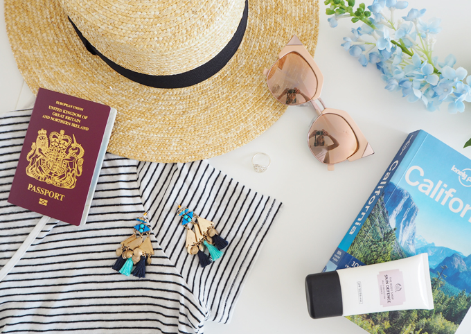 Travel My Holiday Essentials and Summer Accessories flatshot