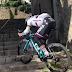 Espectacular vídeo de Peter Sagan subiendo escaleras en bicicleta
