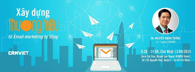 01 ngày học để Xây dựng hệ thống Bán hàng bằng Email