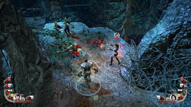 Blood Knights - Tiêu Diệt Ma Cà Rồng
