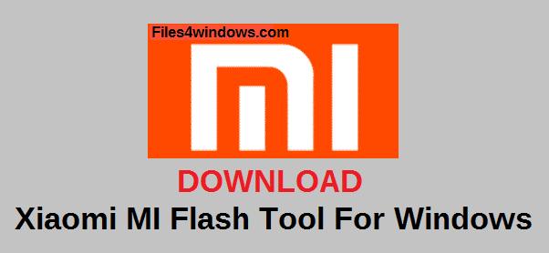 Download-Xiaomi-MI-Flash-Tool