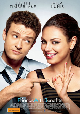 Friends with Benefits 2011 BRRip 720p Dual Audio In Hindi English