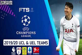 Download FTS UCL & UEL CHAMPIONS LEAGUE 2020 HD