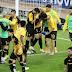 «Ζέσταμα» με τις μπάλες του Europa League η ΑΕΚ! (pic)
