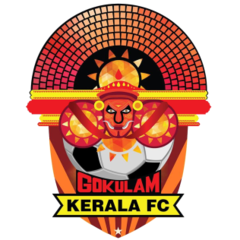 Official Gokulam Kerala FC Logo