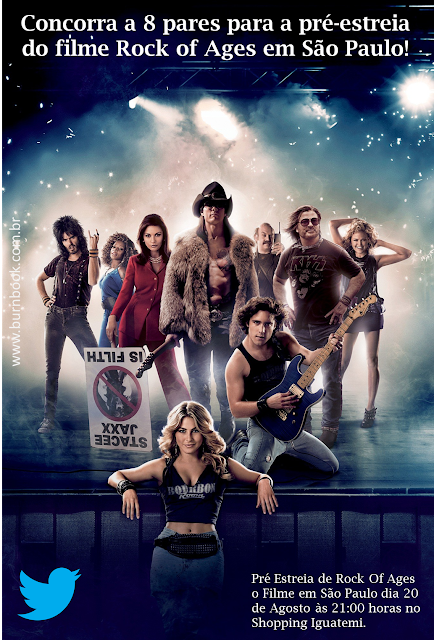 #Promo: Concorra a oito pares de ingressos de Rock Of Ages – O Filme. 6