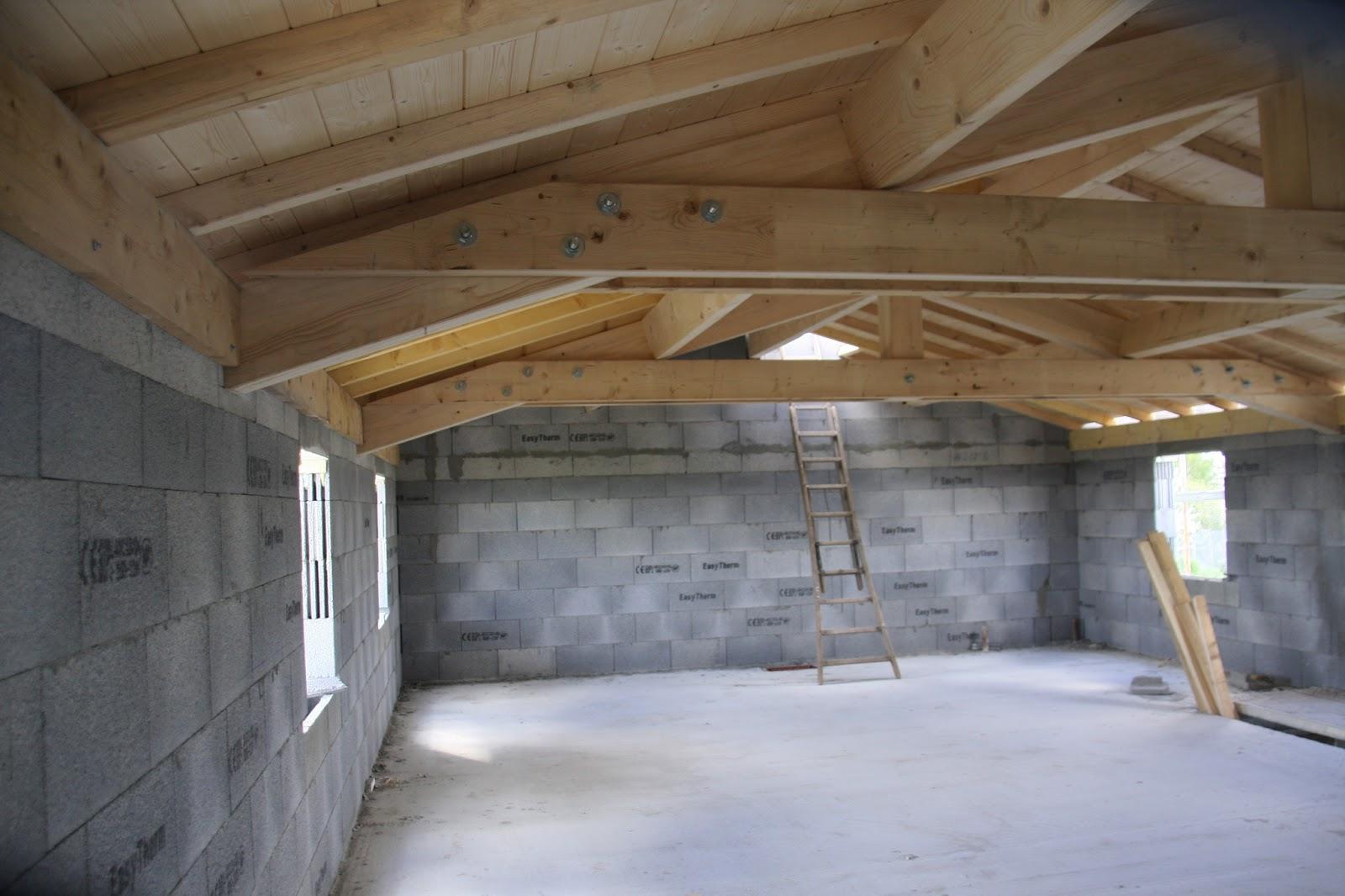 Hauteur Sous Plafond 2M40 sarl renolleau/arrive a gemozac 17: une maison charentaise