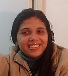 Adriana antes da Herbalife