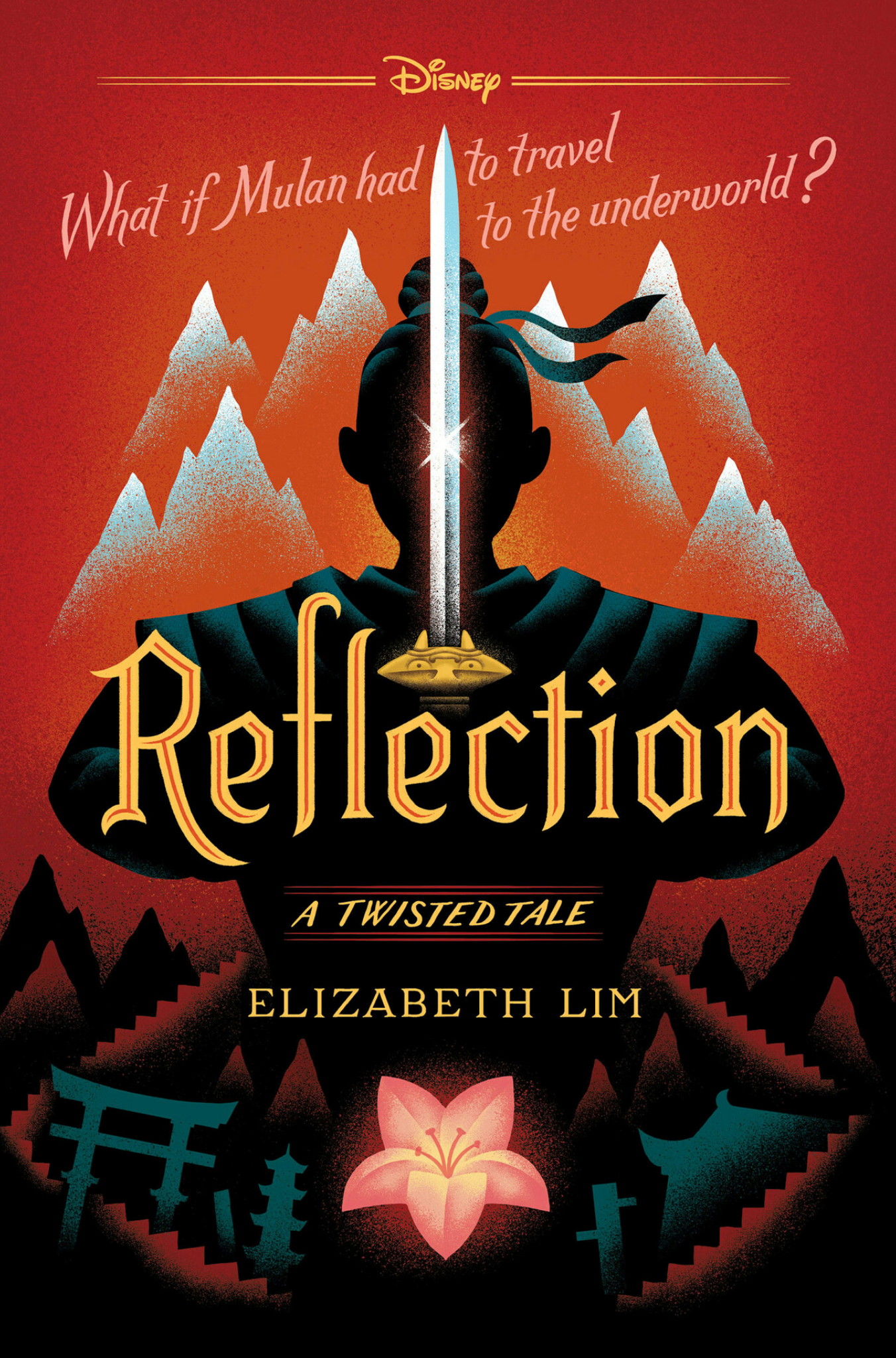 Book Sample Review - Reflection (A Twisted Tale) by Elizabeth Lim
