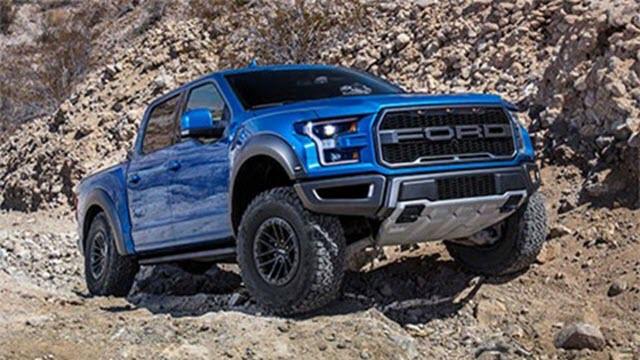 Ford Ranger nâng động cơ lên gần bằng F-150 Raptor với giá rẻ bất ngờ