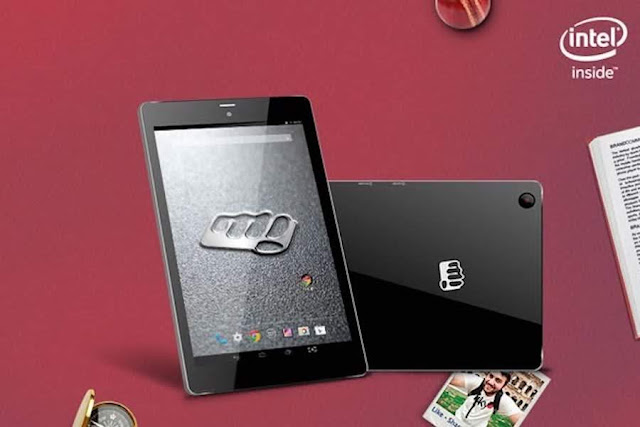 Micromax Canvas Tab P666 Review