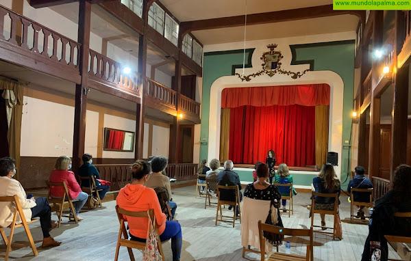 El II Ciclo de Narración Oral 'Palabras El Paso' reivindica la cultura como lugar de encuentro