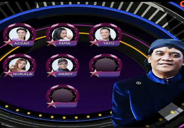 Peserta Bintang Pantura 3 Tadi Malam 19 September 2016