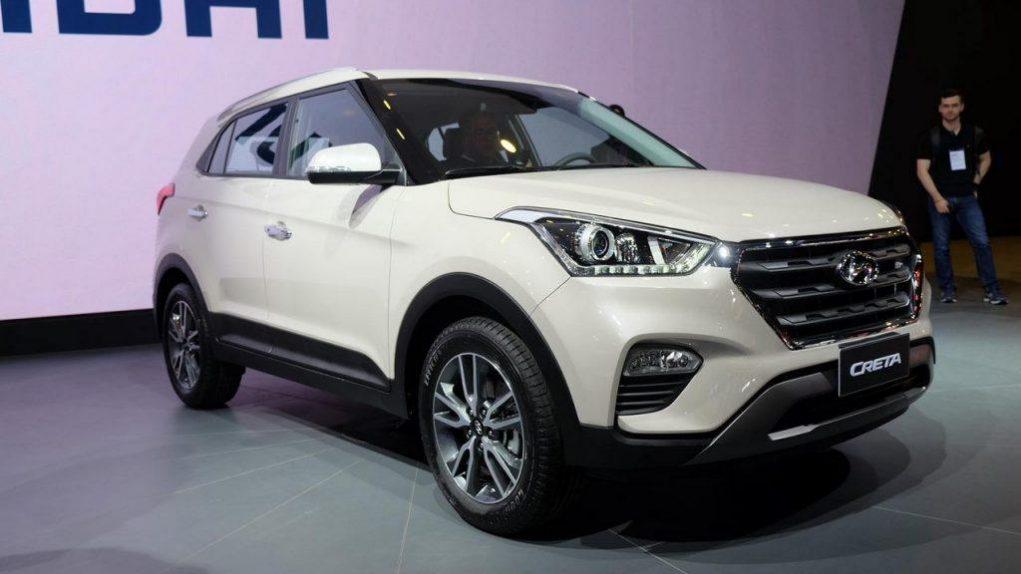 Hyundai Creta Facelift