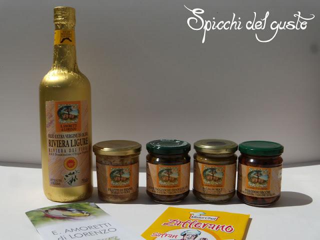 prodotti amoretti di lorenzo