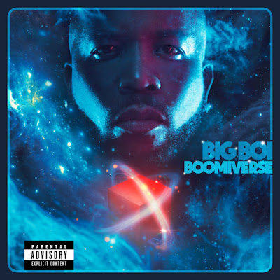 ItsNotYouItsMe Album Spin Big Boi - Boomiverse