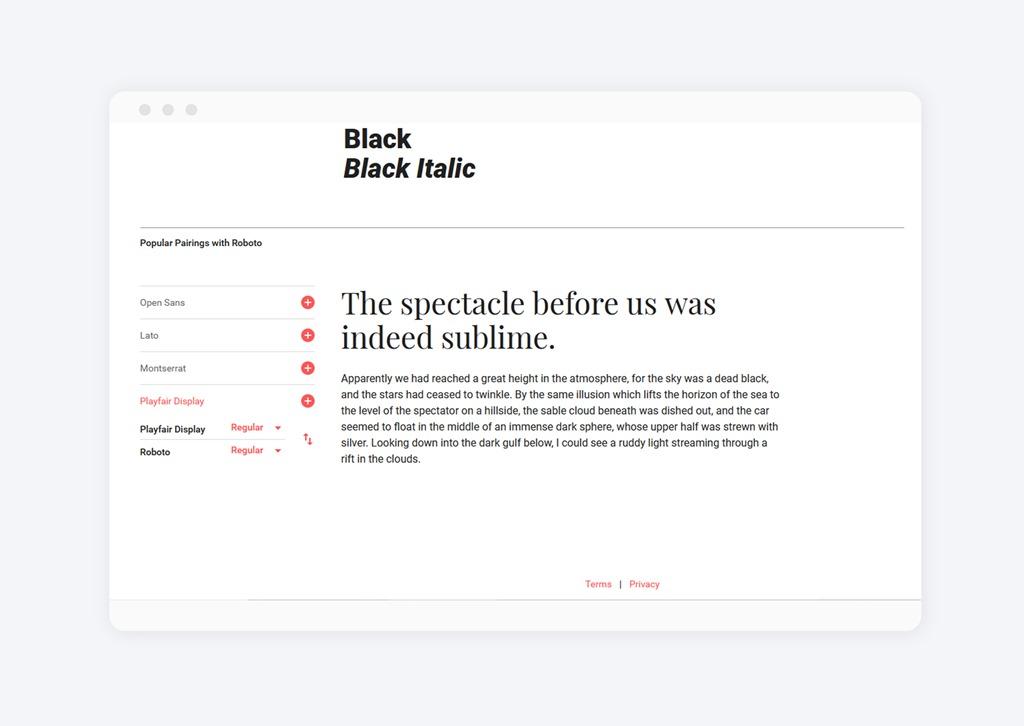Jak wybrać fonty na bloga? Google Fonts