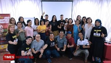 Seminar DPW PKHI Bali Bantu Maksimal Potensi Alam Bawah Sadar