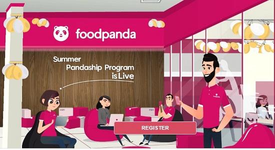 foodpanda-summer-internship-2021