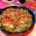 Cazuela de nopales, jamón serrano y huevos - Cocinas del Mundo (Yucatán)