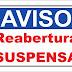 [COMUNICADO] Reabertura do CASSAB suspensa!