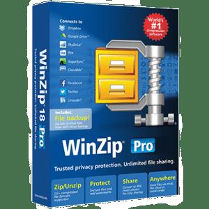 Serial WinZip Pro 21