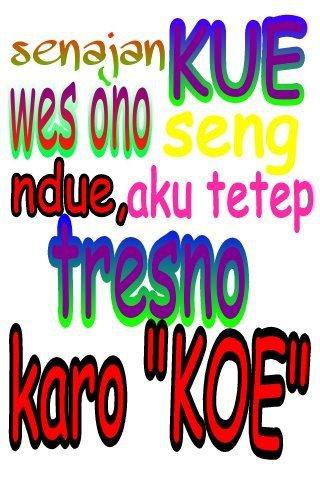 Kata2 Cinta Bahasa Jawa : kata2, cinta, bahasa, Mutiara, Cinta, Bahasa, Cikimm.com
