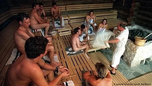 Nude culture in Germany in the eyes of travelers