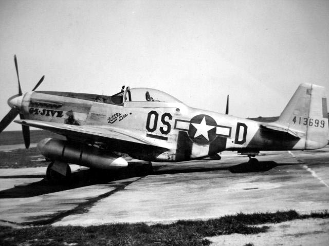 The P-51D Mustang fighter worldwartwo.filminspector.com