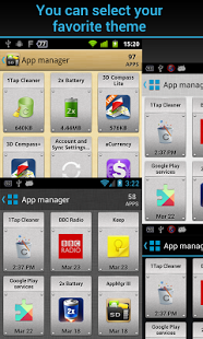 AppMgr Pro III (App 2 SD) 4.83 Full Android + Mod Patched For Apk