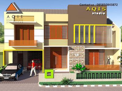 Aqis Studio | Jasa Desain Rumah Online | Jasa Arsitek ...