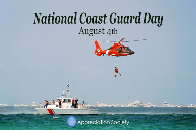 National Coast Guard Day