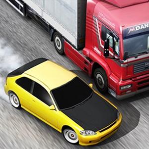 تحميل لعبة السيارات traffic racer  برابط مباشر