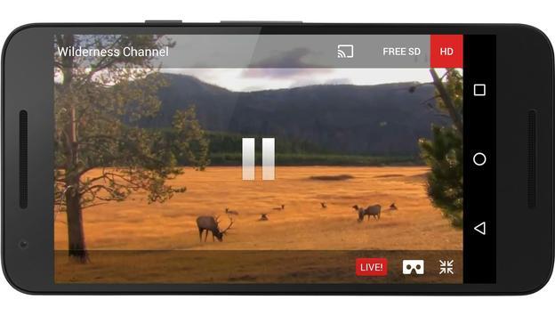 تحميل تطبيق FilmOn Live TV