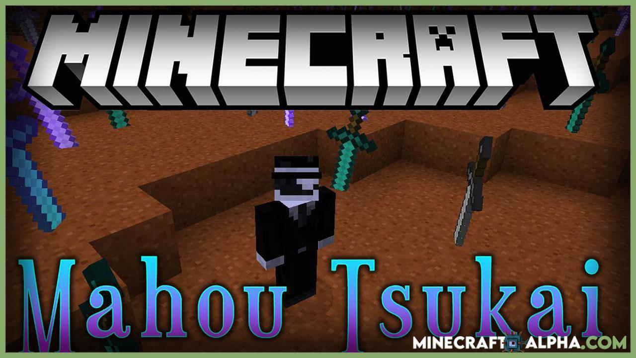 Minecraft Mahou Tsukai Mod 1.16.5/1.15.2