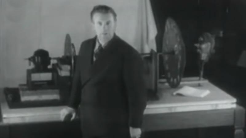 Há 93 anos se transmitiam as primeiras imagens em movimento na TV