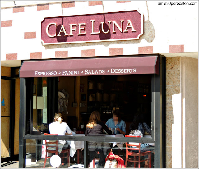 Hoy Brunch: Cafe Luna en Cambridge