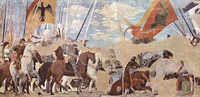 Ponte Milvio Piero della Francesca