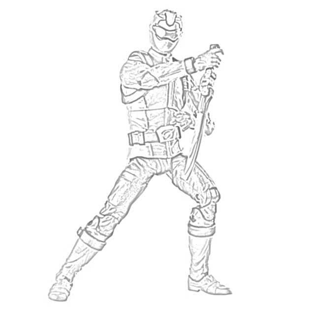 - The Holiday Site: Coloring Pages Of Power Rangers