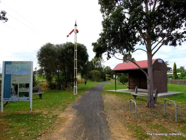East Gippsland Rail Trail, Bairnsdale