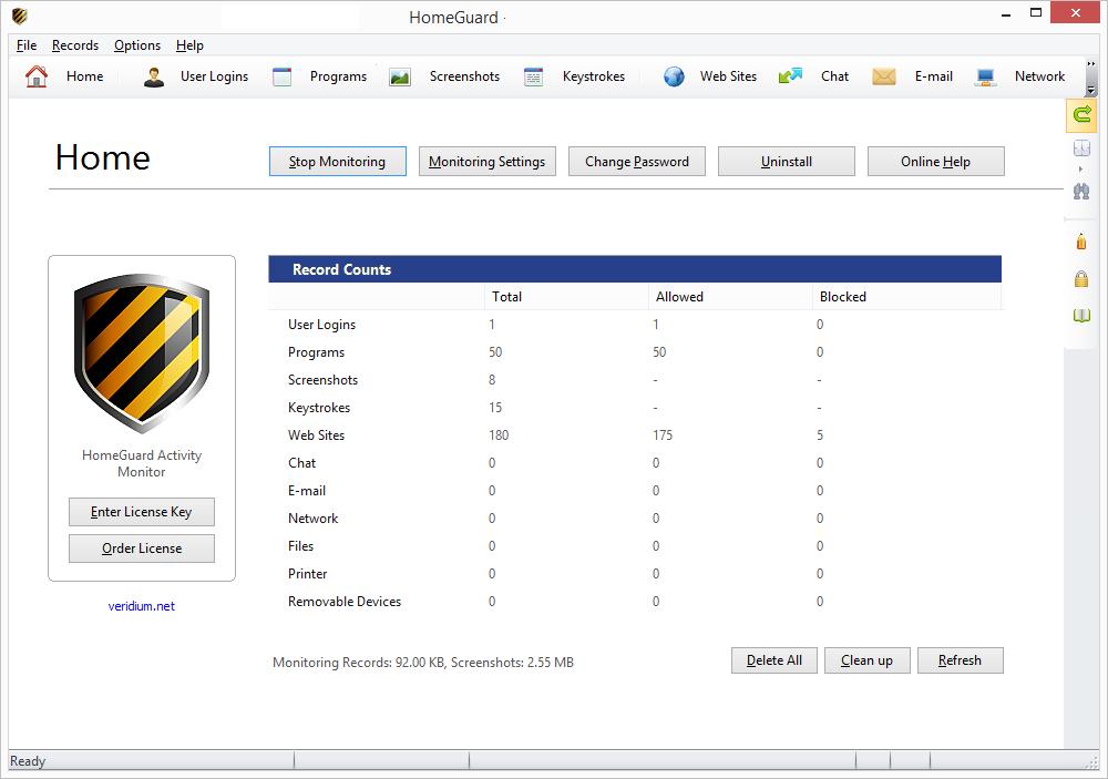 تحميل برنامج HomeGuard Professional 9.6.1 نسخة كاملة