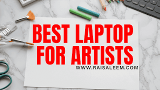Best Laptops For Artists To Buy in 2021
