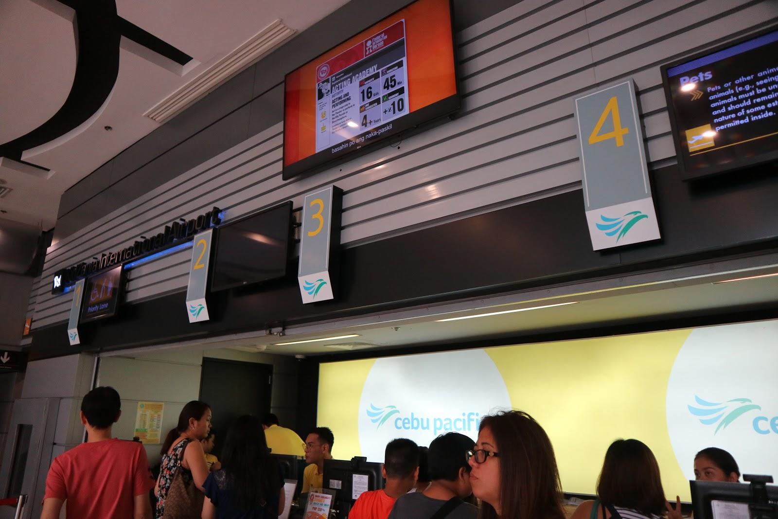 KidZania Cebu Pacific Ticketing