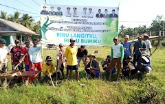 Askolani Pimpin Gotong Royong Serentak di 21 Kecamatan