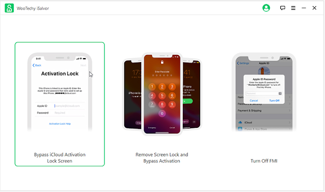 How To Bypass ICloud Activation Lock For Free: Wootechy isalvor