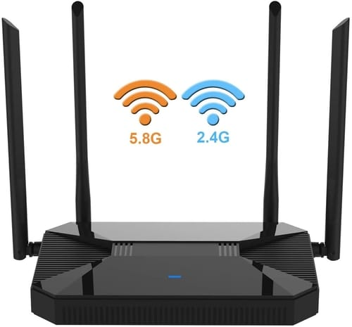 TAMIFLY Newest 2020 Wireless WiFi Router